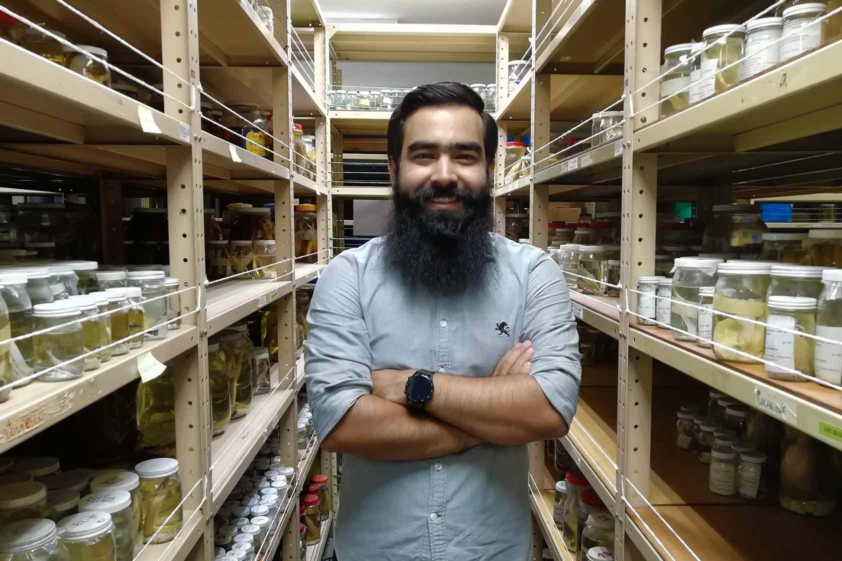 Nuestra biodiversidad se reúne en Colecciones Biológicas UVG