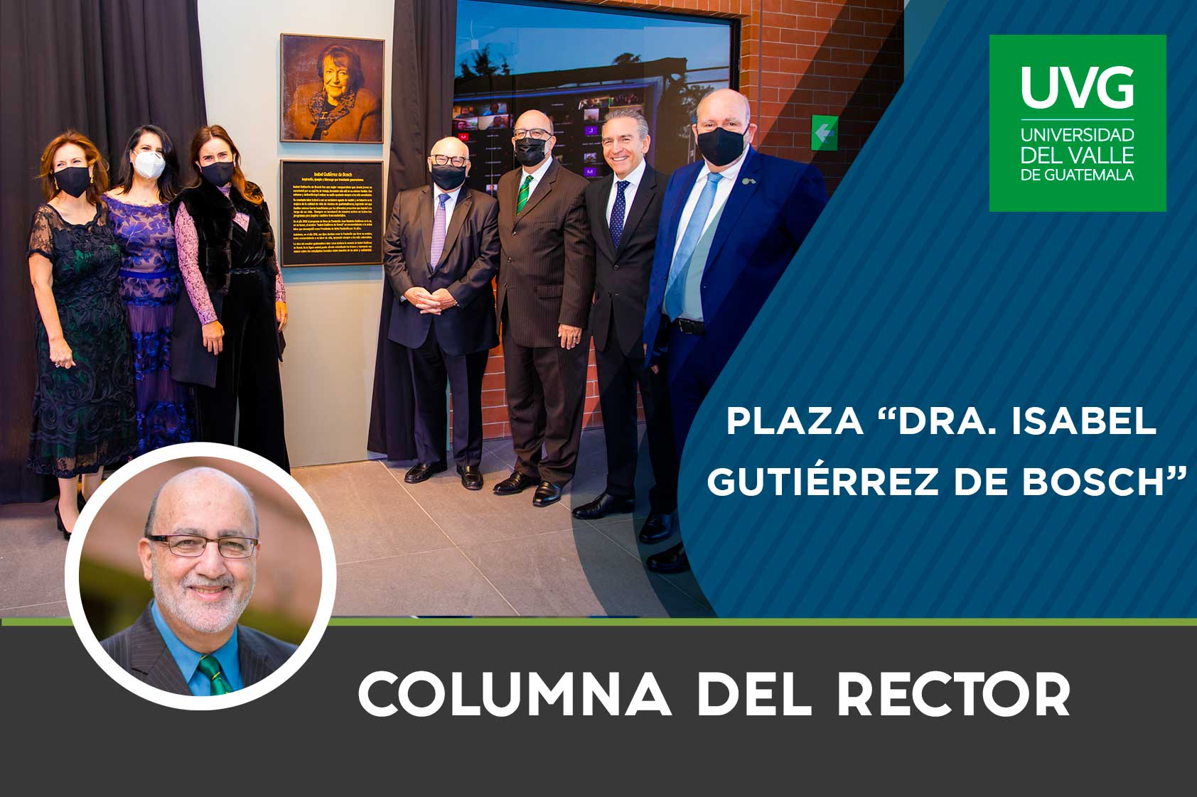 "Plaza ""Dra. Isabel Gutiérrez de Bosch"""
