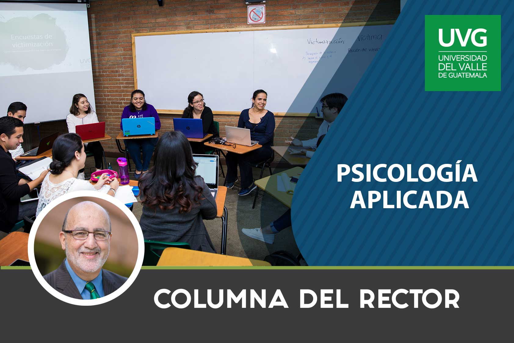 Columna del rector: Psicología Aplicada