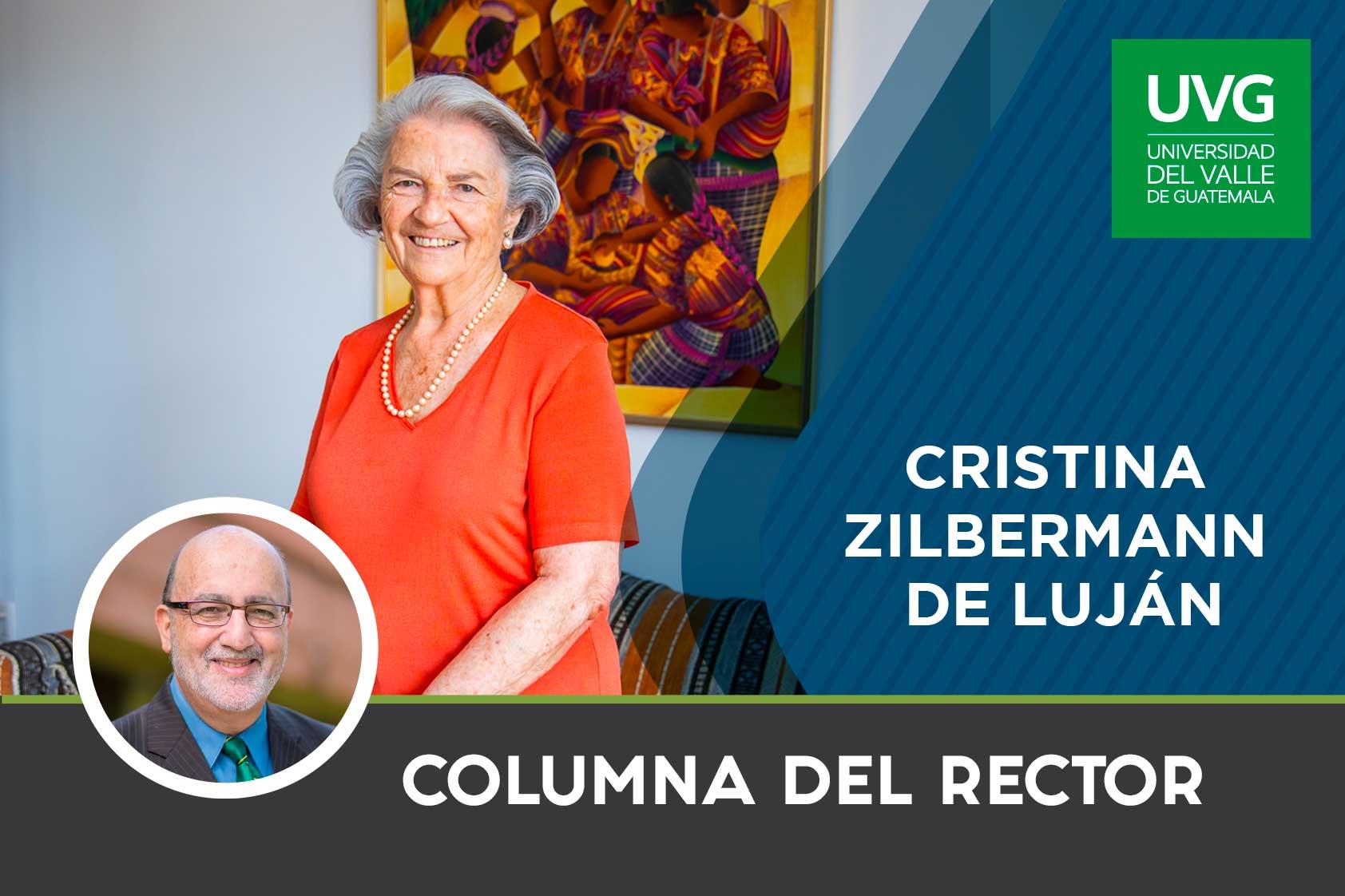 Cristina Zilbermann de Luján