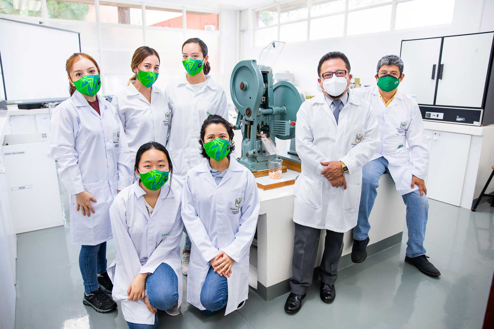 Químicos farmacéuticos, especialistas en medicamentos