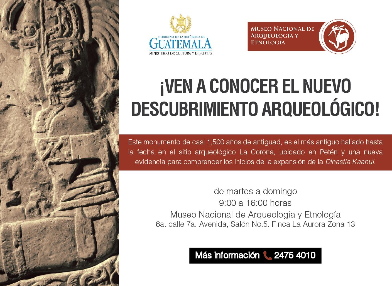 Altar descubierto en La Corona  revela nuevo gobernante y sus vínculos políticos