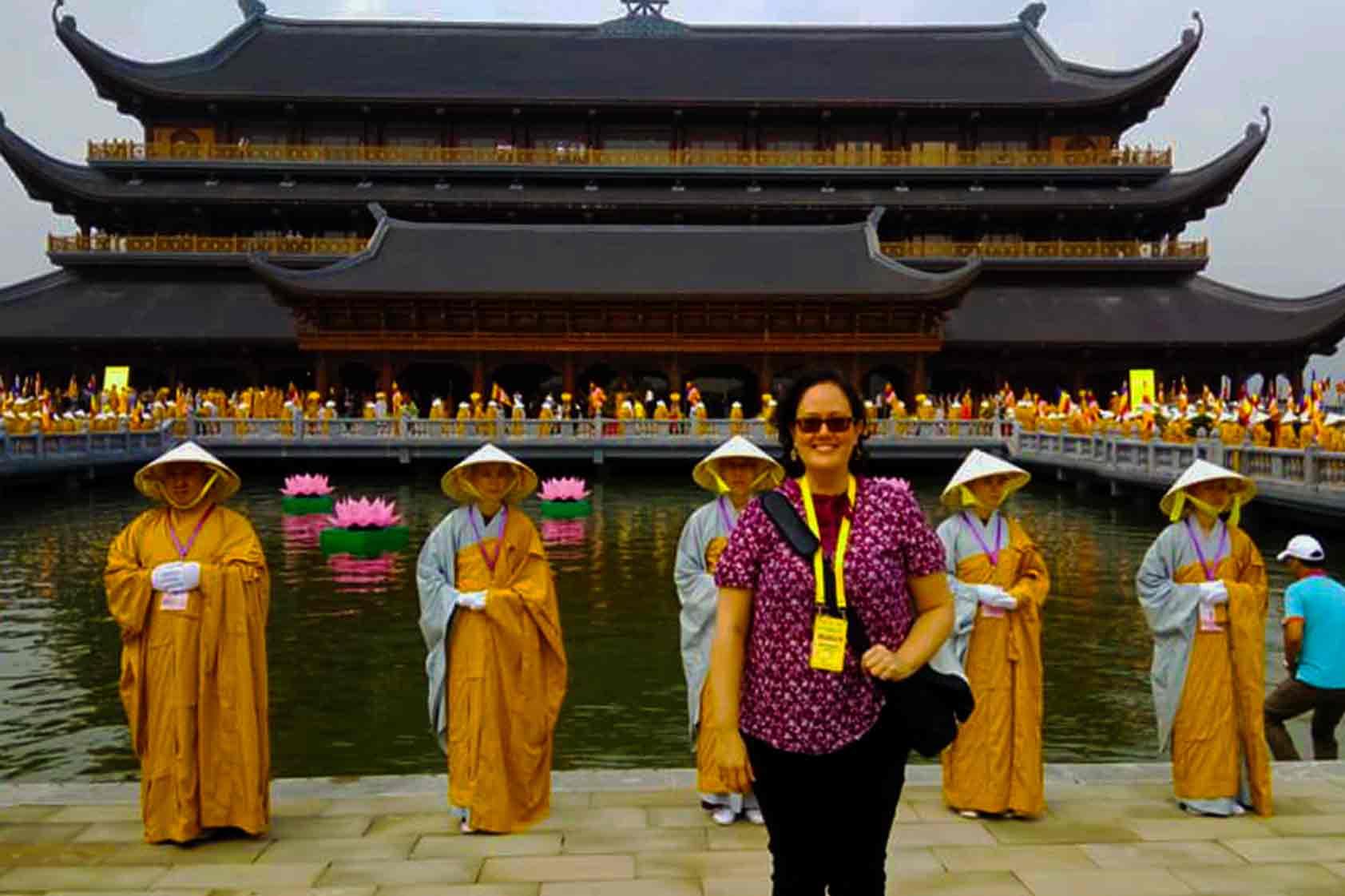 UVG en Vietnam: ¿cómo aporta el budismo al desarrollo?
