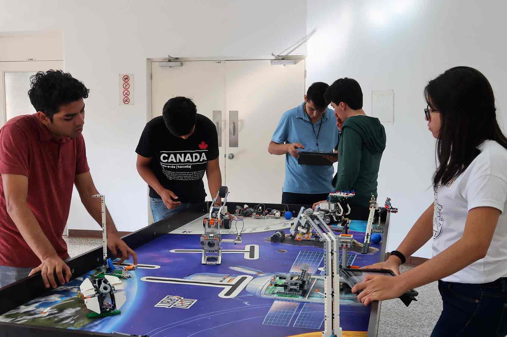¿Listos para la competencia Robotízate 2019?