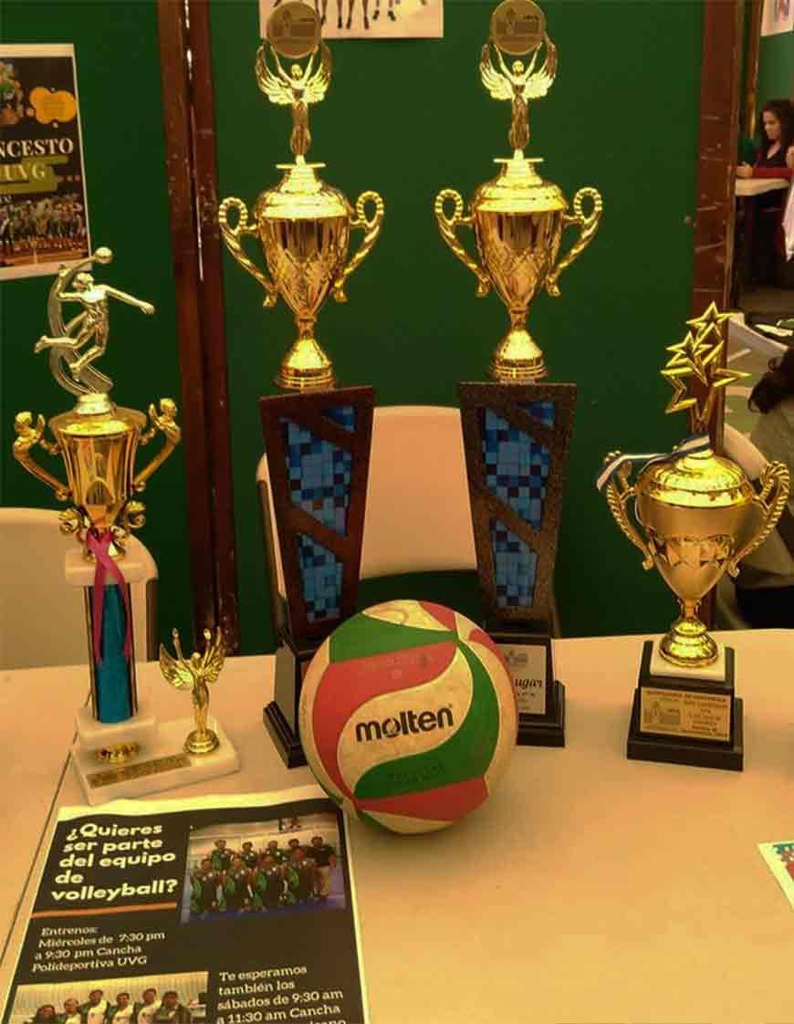 UVG asciende a la Categoría Mayor de la Liga Nacional de Voleibol