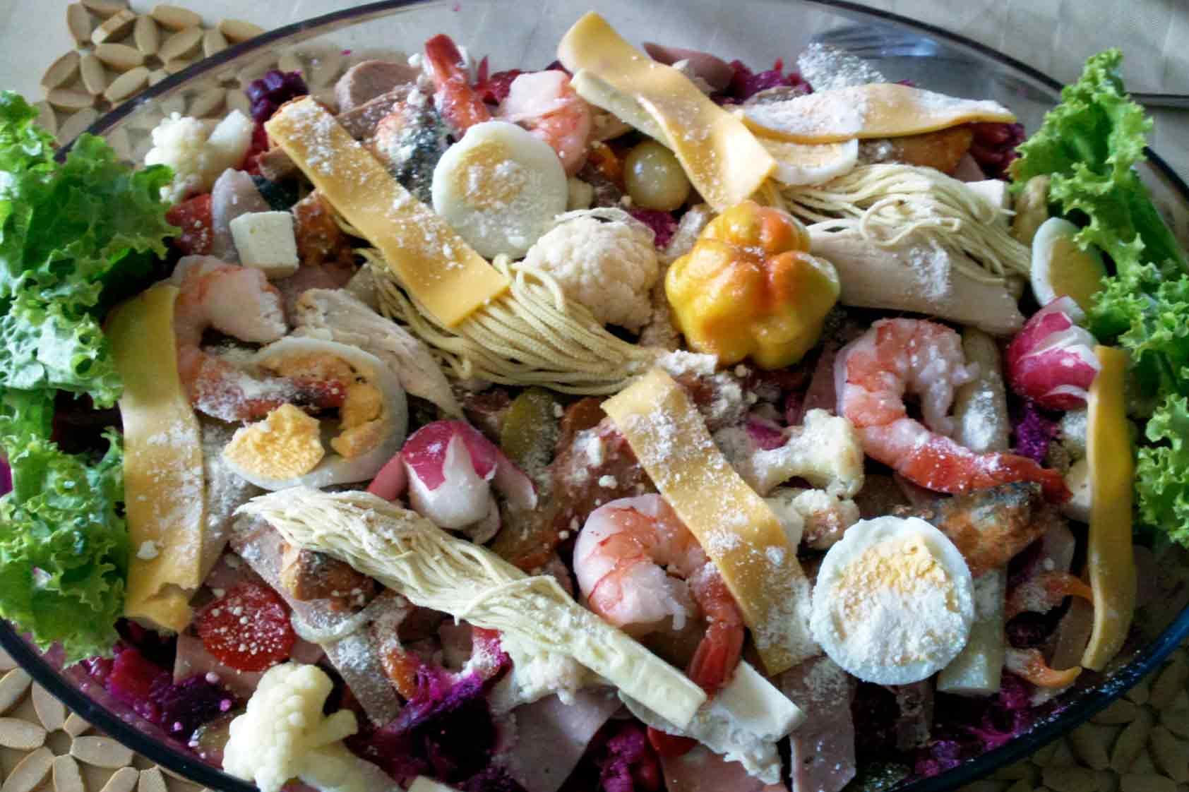 El Fiambre, un plato con valor nutritivo y emocional