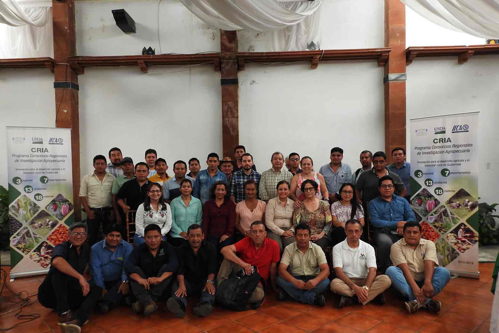 ¡UVG y CEAA presentan avances sobre las cadenas de valor del cacao y el cardamomo!