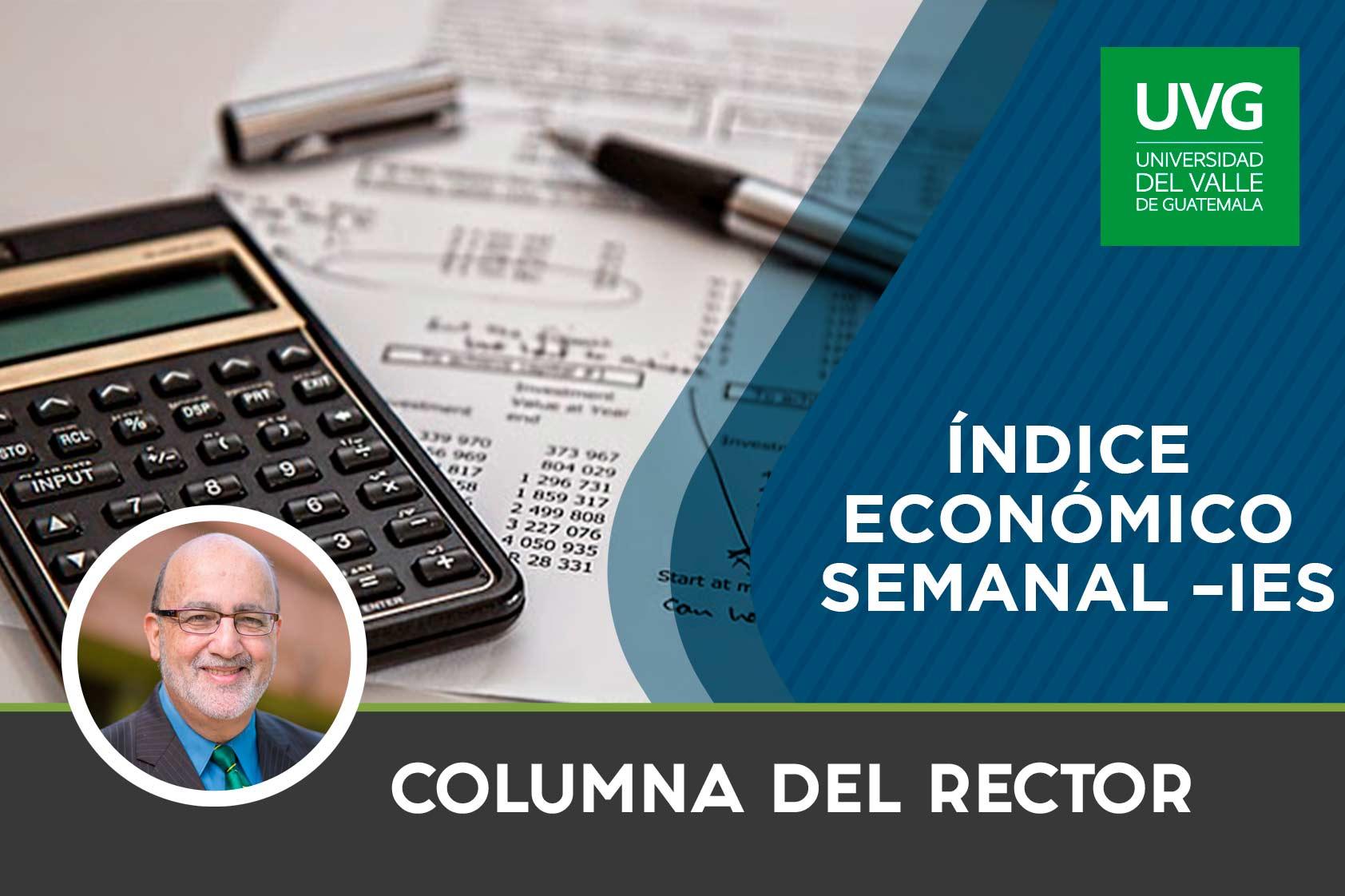 Índice Económico Semanal –IES