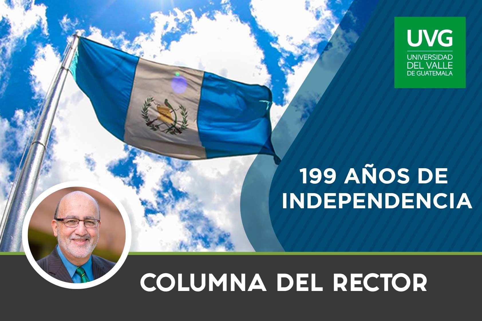 199 años de Independencia