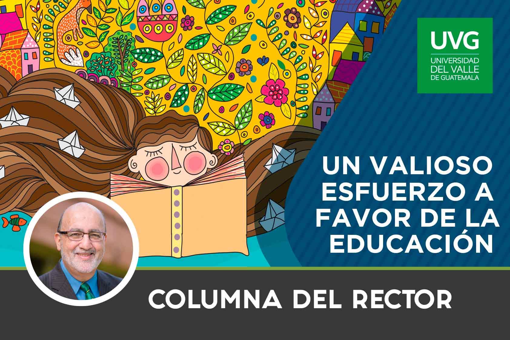 Un Valioso Esfuerzo a favor de la Educación
