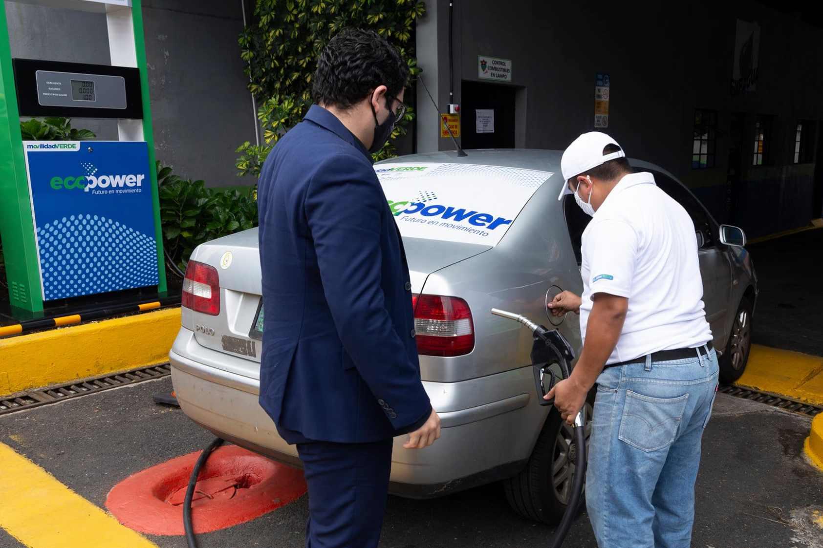 Estos son los resultados de la primera fase del proyecto de mezcla de etanol con gasolina
