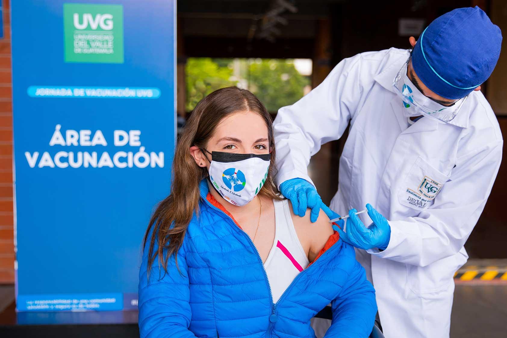 La semana en que el CIT se convirtió en Centro de Vacunación