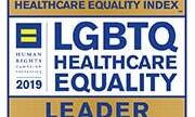 LGBTQ Healthcare Equality Index Leader logo