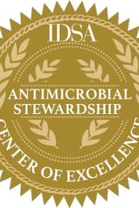 IDSA Antimicrobial Stewardship Excellence Logo