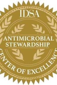 IDSA Antimicrobial Stewardship Excellence Logo
