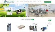 Редизайн сайта и создание сайта для Inventa.uz
