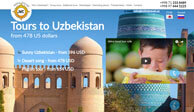 Редизайн сайта для mitratravel.uz