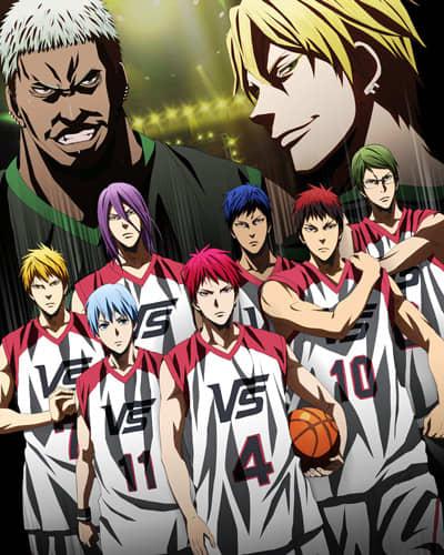 Баскетбол Куроко: Последняя игра