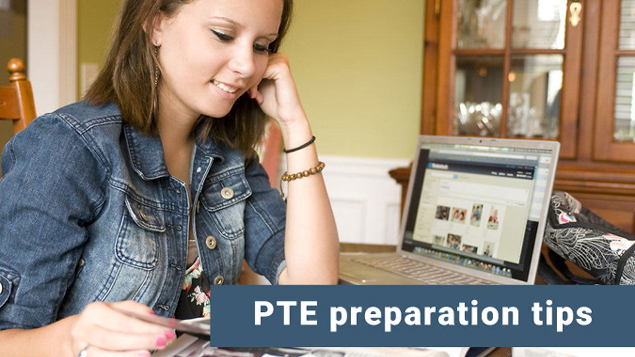 PTE preparation with vac global education