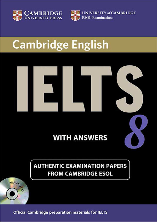 Cambridge Practice Tests for IELTS 8