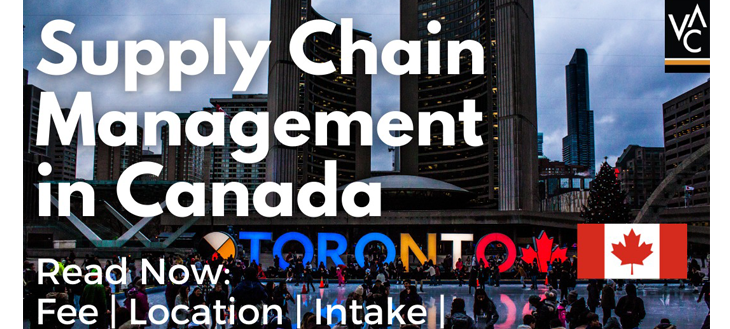 PGDM Supply Chain Management Course in Canada