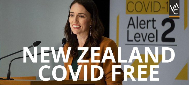 New Zealand is Covid19 Free