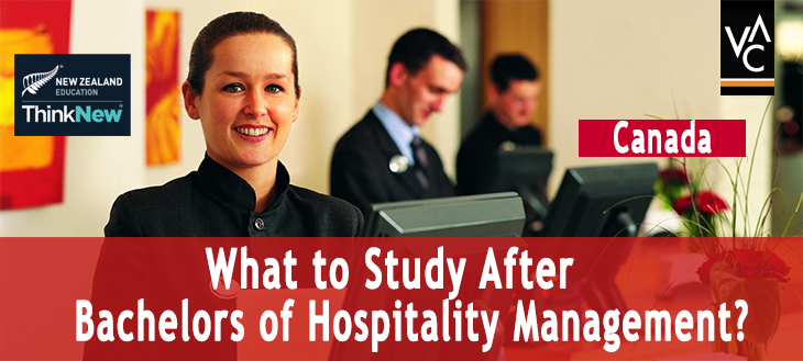 What After Bachelors in Hospitality and Hotel Administration?