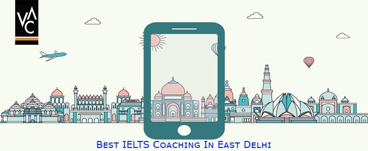 IELTS Coaching in East Delhi