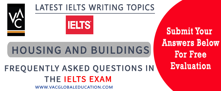 essay questions for the topic of housing and buildings