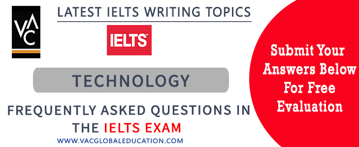 Essay questions for the topic of technology