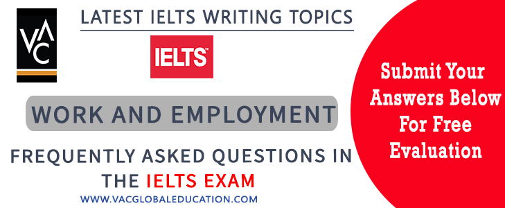 essay questions about work and employment