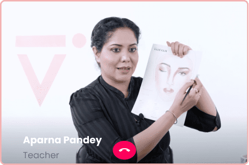 Live online makeup training