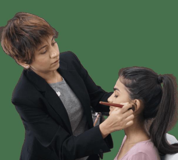 Makeup Face Chart Training