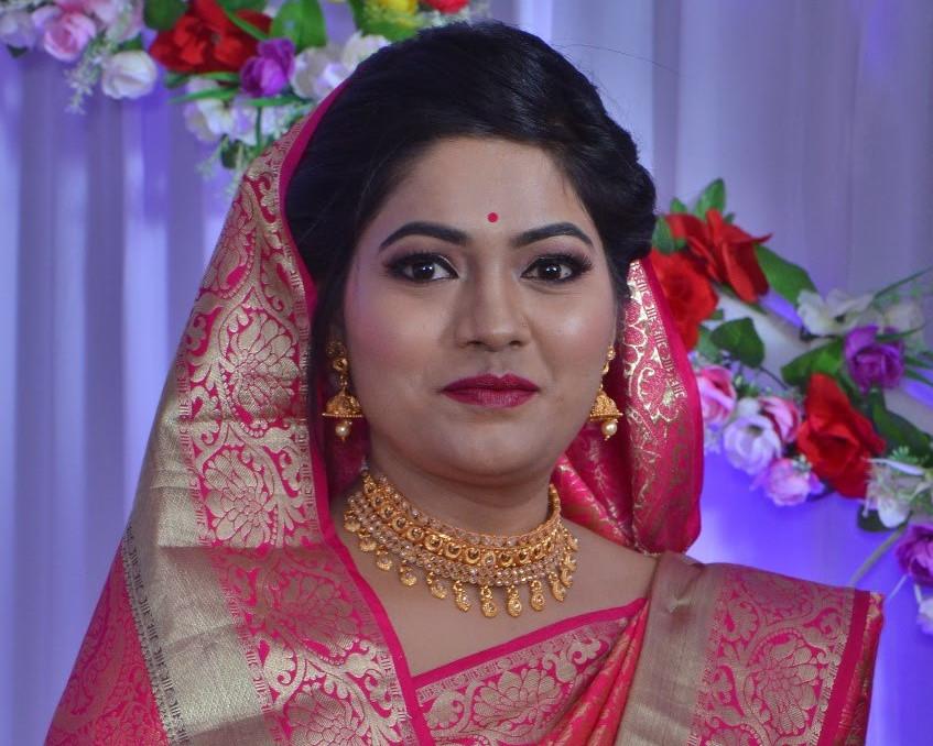 Maharastrian Traditional Bride