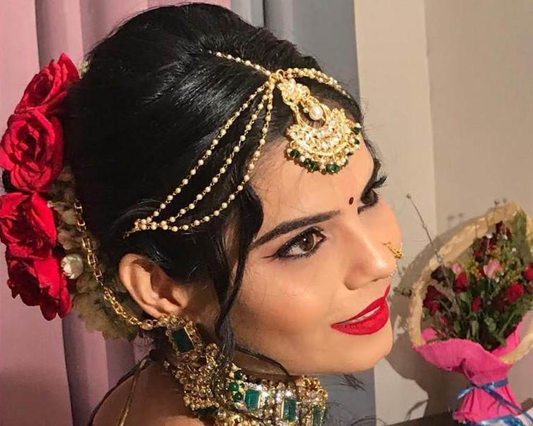 Maharastrian Bride