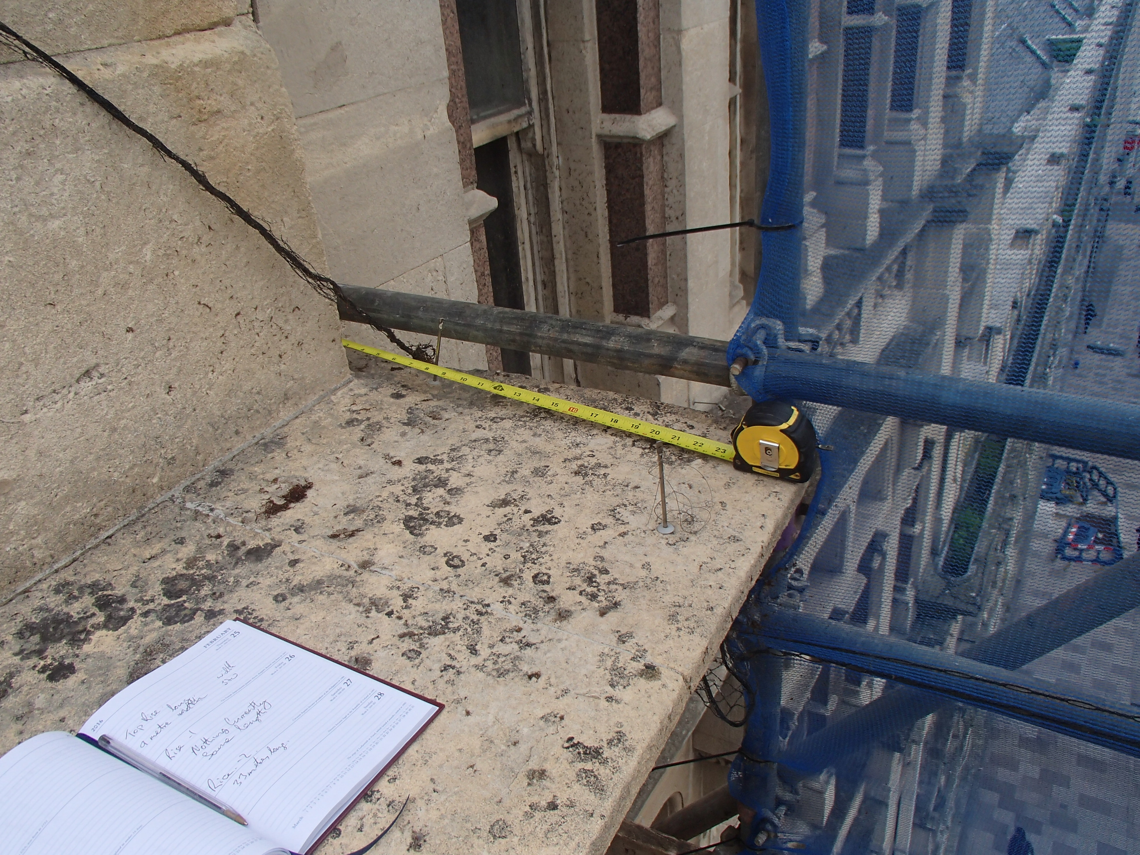 Pigeon Proofing 150916 – Rise 8