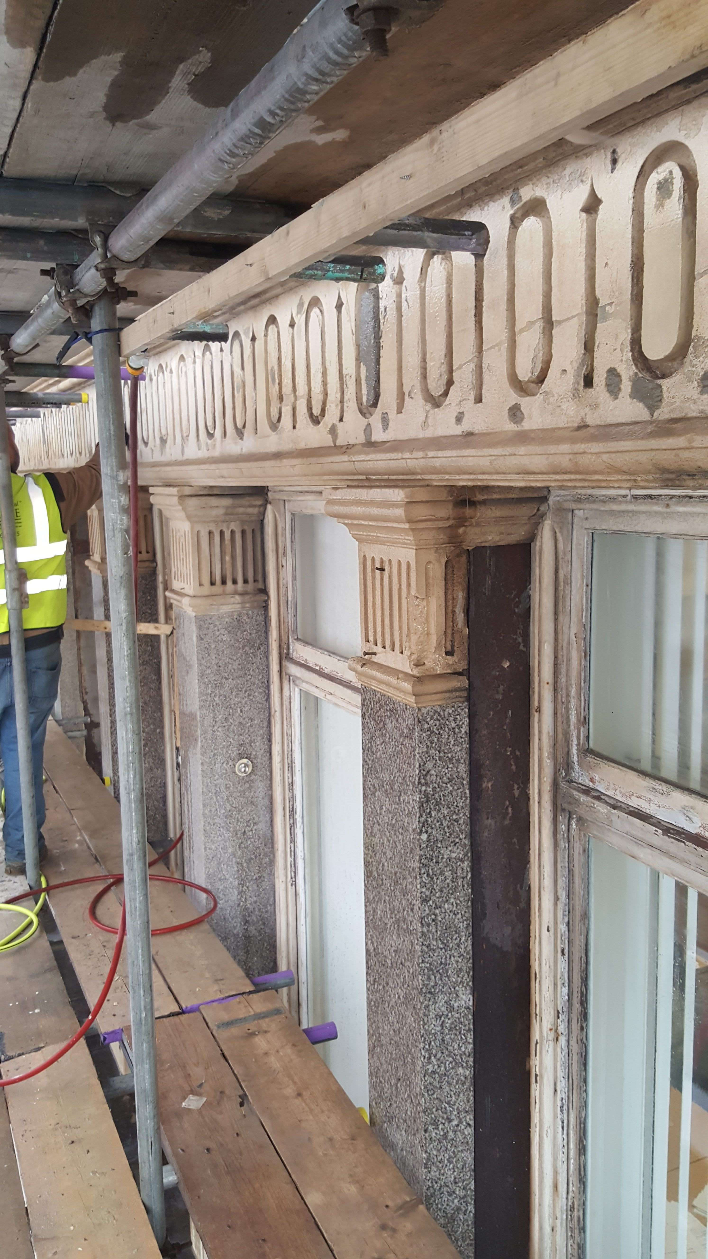 Pigeon Proofing 150916 – Rise 2 RHS