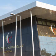 The Cité du Chocolat Valrhona