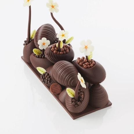 BLOOM Chocolate Egg Recipe