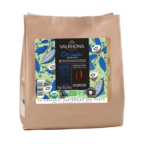 Valrhona.com - Gamma Cooking Oriado 60%