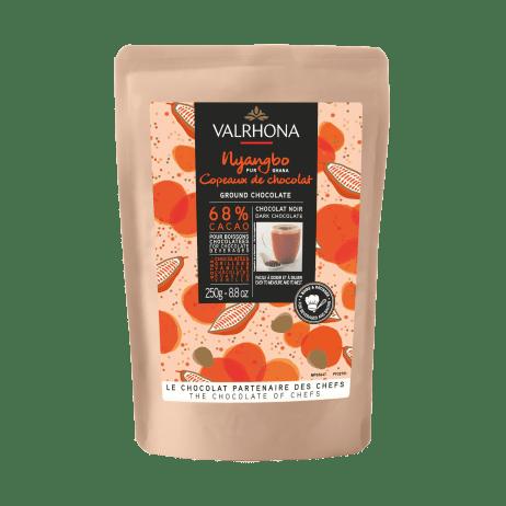 valrhona.com-Gama Cooking Copos de Chocolate Nyangbo