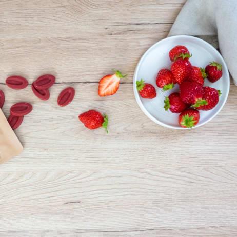 STRAWBERRY INSPIRATION Baking Bag