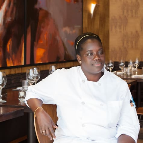 MEET THE CHEF MAME SOW