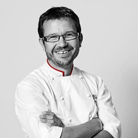 Valrhona Chef Romain Grzelczyk
