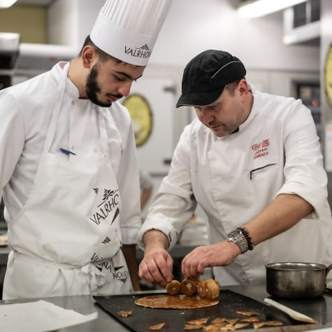 B The Change : Together, let's work toward inclusive gastronomy