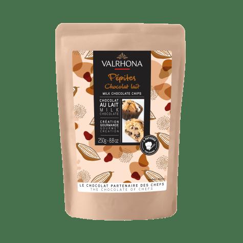 Valrhona.com-Pepite di cioccolato al latte