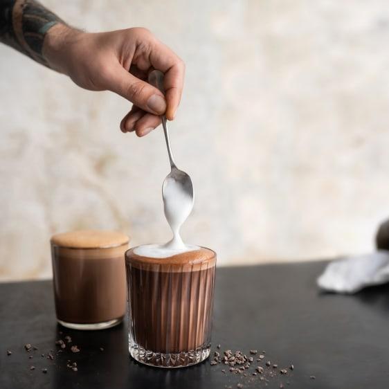 Nyangbo 68% Ground Chocolate Hot Cocoa
