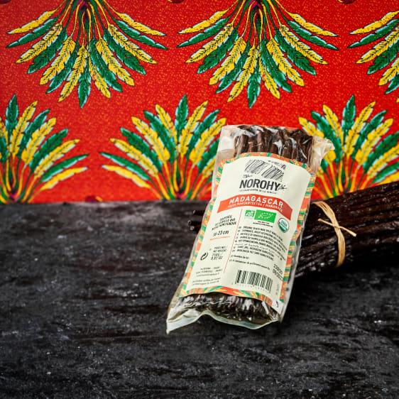 Norohy Organic Madagascar Vanilla