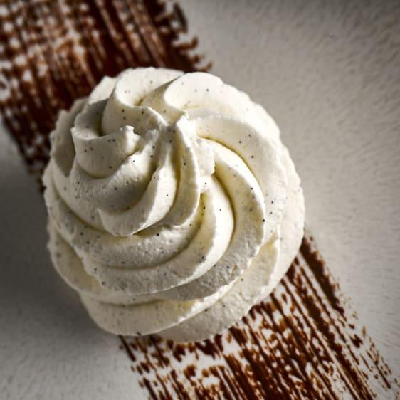 Organic Vanilla Bean Dessert