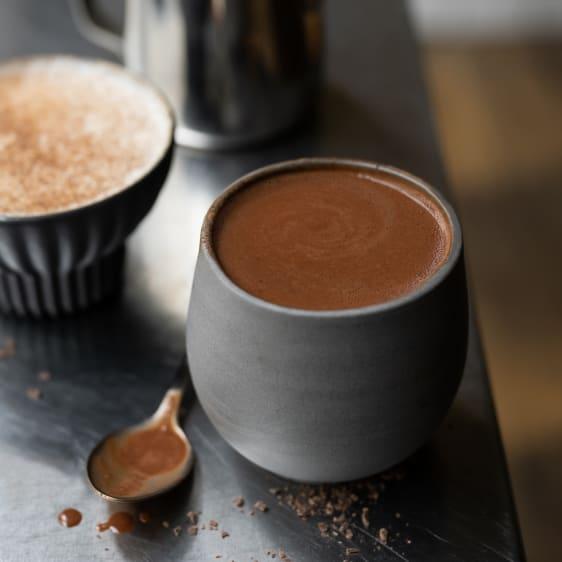 Nyangbo 68% Ground Chocolate Hot Chocolate